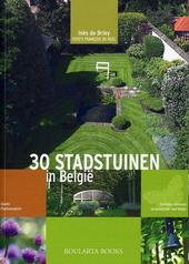 30 stadstuinen in België