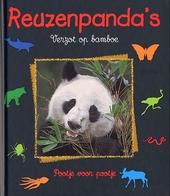 Reuzenpanda's : verzot op bamboe