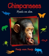 Chimpansees : speels en slim