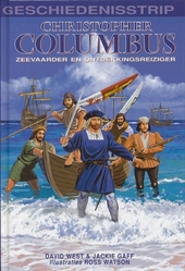Christopher Columbus : zeevaarder en ontdekkingsreiziger