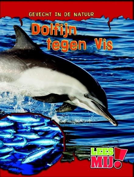 Dolfijn tegen vis