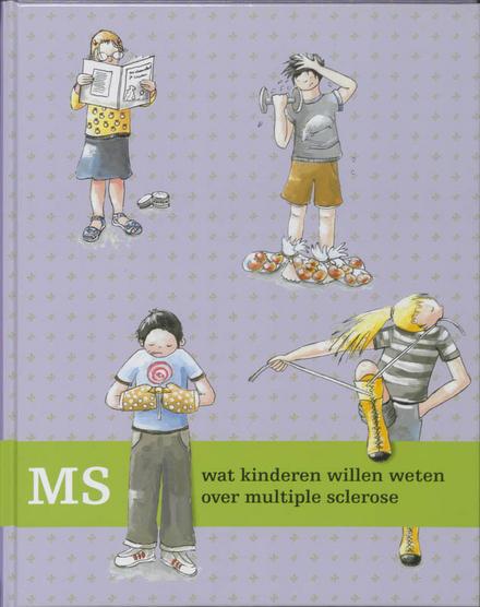 MS : wat kinderen willen weten over multiple sclerose
