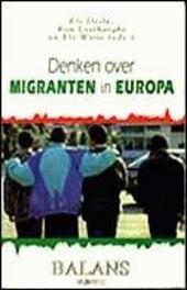 Denken over migranten in Europa