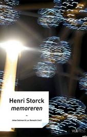 Henri Storck memoreren