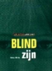 Blind zijn