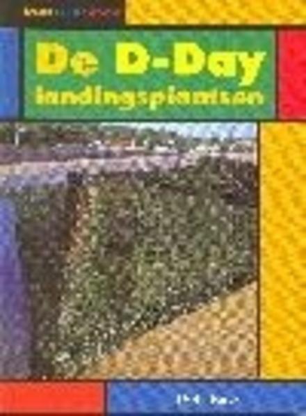 De D-day landingsplaatsen