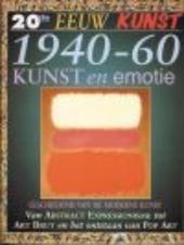 Kunst en emotie : geschiedenis van de moderne kunst 1940-60