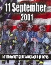 11 september 2001 : de terroristische aanslagen op de VS
