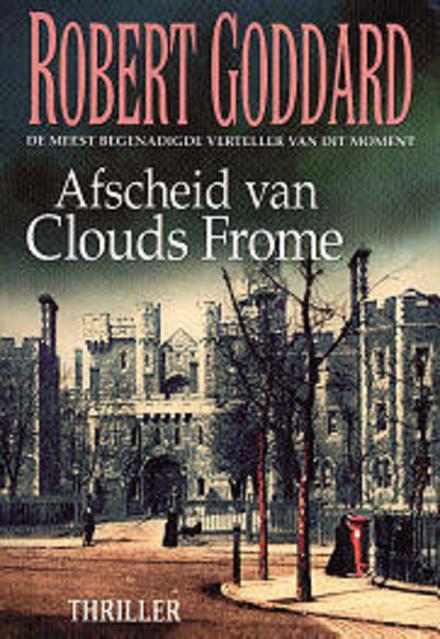 Afscheid van Clouds Frome