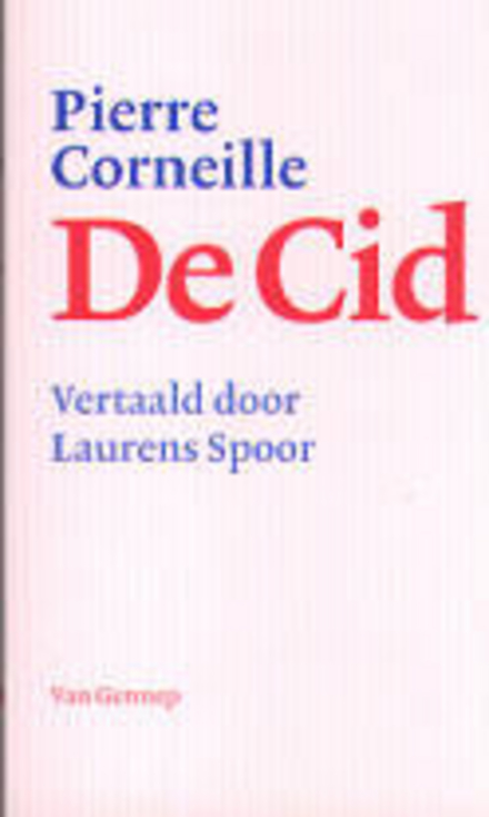 De Cid : tragikomedie 1637