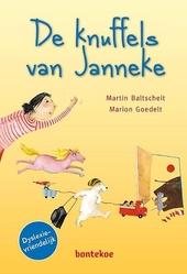 Geen knuffels voor Janneke