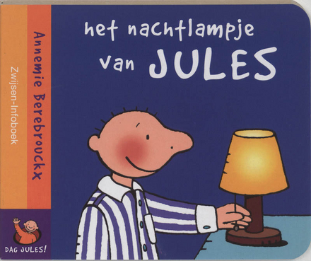 Het nachtlampje van Jules