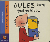 Jules kiest geel en blauw