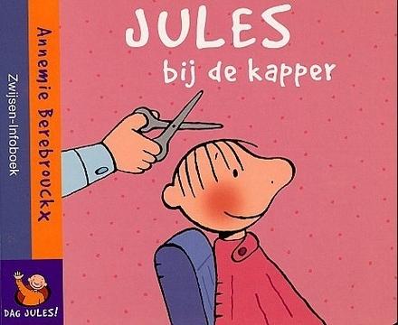 Jules bij de kapper