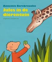 Jules in de dierentuin