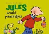 Jules zoekt paaseitjes