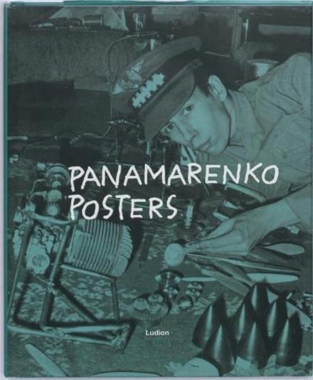 Panamarenko posters