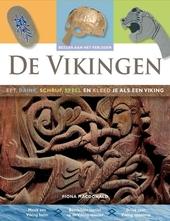 De Vikingen : eet, drink, schrijf, speel en kleed je als een Viking
