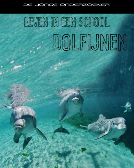 Leven in een school : dolfijnen