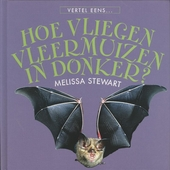 Hoe vliegen vleermuizen in donker?