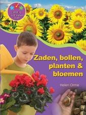Zaden, bollen, planten en bloemen