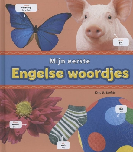 Mijn eerste Engelse woordjes