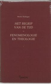 Het begrip van de tijd ; Fenomenologie en theologie