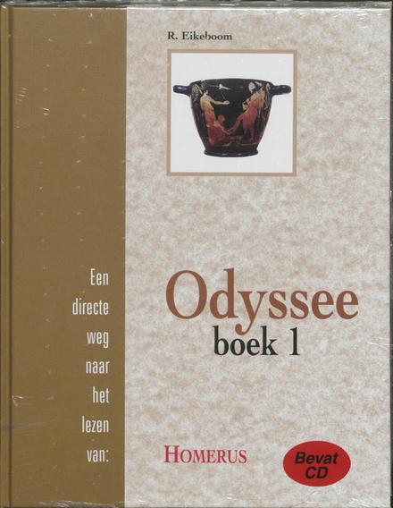 Een directe weg naar het lezen van Odyssee boek 1 : een godenvergadering en de zoon van Odysseus