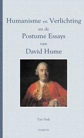 Humanisme en verlichting en de postume essays van David Hume
