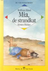 Mia, de strandkat