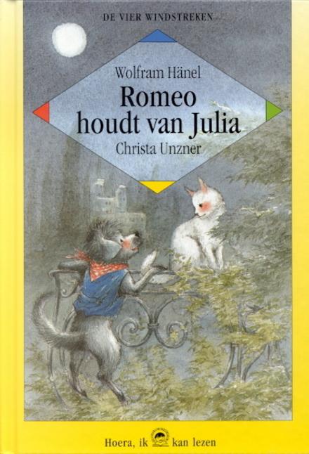 Romeo houdt van Julia : een verhaal over liefde, vlucht en avontuur