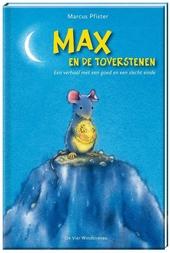 Max en de toverstenen : een verhaal met een goed en een slecht einde