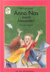 Anna Nas zoent Alexander ! : een gek schoolverhaal