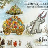Hans de Haas bezorgt de kerstpost