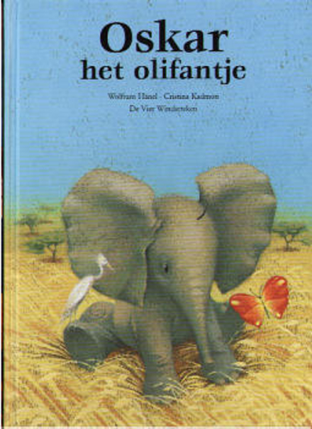 Oskar, het olifantje