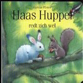 Haas Huppel redt zich wel