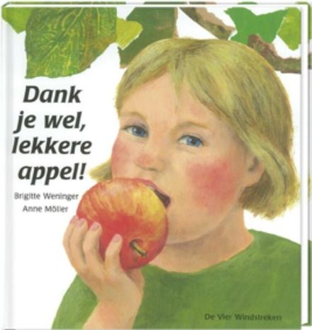 Dank je wel, lekkere appel !