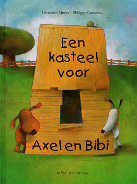 Een kasteel voor Axel en Bibi