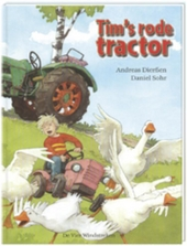 Tim's rode tractor