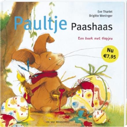 Paultje Paashaas : een boek met flapjes