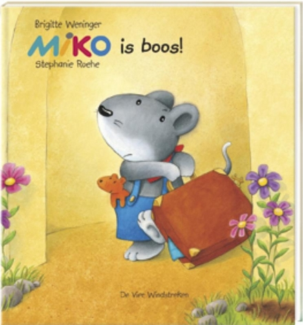 Miko is boos!
