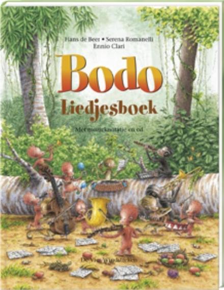 Bodo liedjesboek : 12 liedjes om mee te zingen