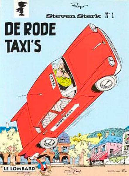 Steven Sterk en de rode taxi's
