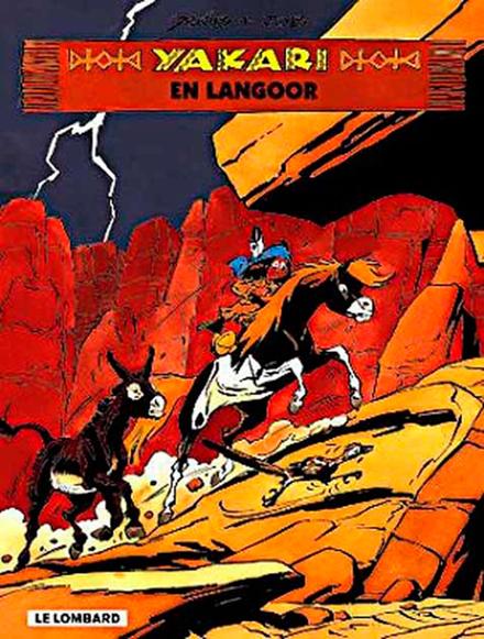 Yakari en Langoor