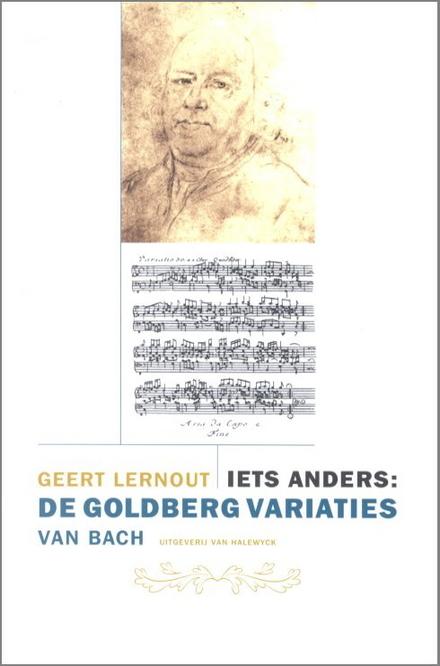 Iets anders : de Goldberg Variaties van Bach