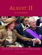 Albert II : 10 jaar koning