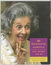 Koningin Fabiola : een meisje van 80