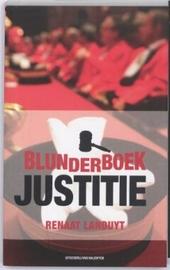 Blunderboek justitie