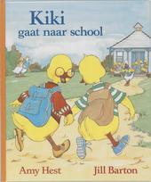 Kiki gaat naar school