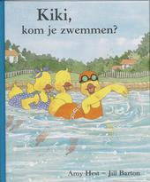 Kiki, kom je zwemmen?